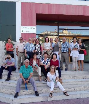 Alumnos Aula Senior Universidad Murcia