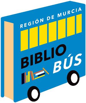Nuevo logo bibliobús Región de Murcia