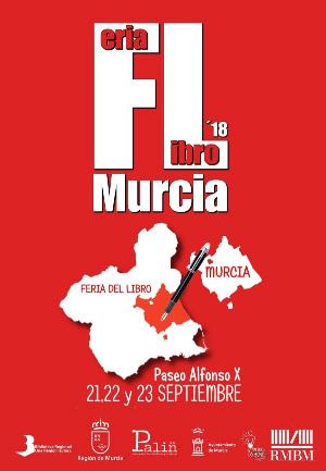 Feria del Libro de Murcia 2018
