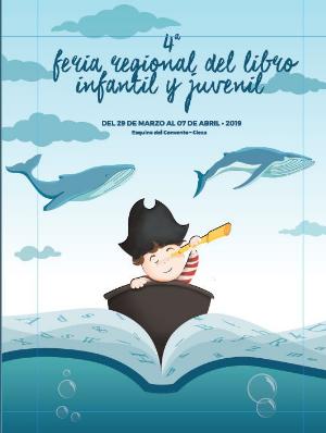 IV FERIA REGIONAL DEL LIBRO INFANTIL Y JUVENIL - CIEZA