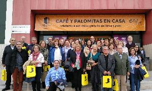 alumnos del Aula Senior de la Universidad de Murcia